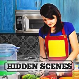 Hidden Scenes - Home Kitchen
