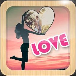 Romantic Photo Frames - make eligant and awesome photo using new photo frames