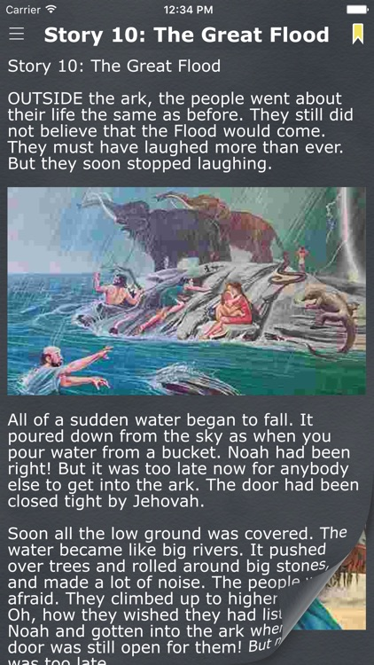 Bible Stories for Children and Kids in English