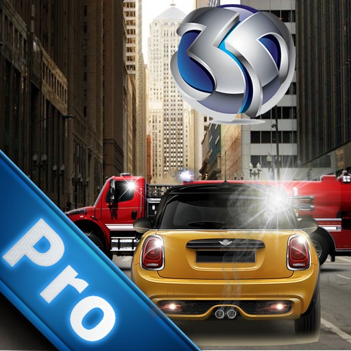 Amazing Drive Traffic 3D Pro - City Driving Strike Simulator