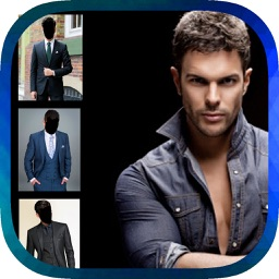 Man Suit Photo Montage Maker - Put Face in Suits To Try Latest Trendy outfits