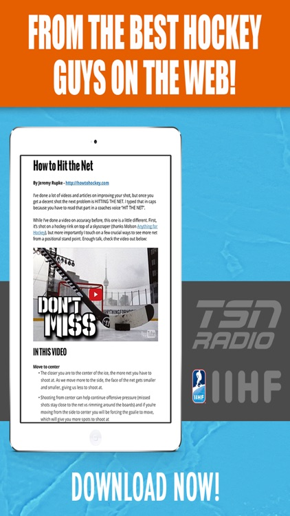 Hockey Development Magazine: Tips, Systems, Drills screenshot-4