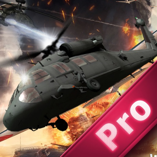 Battle Speed Copters Pro -­ Helicopter Game