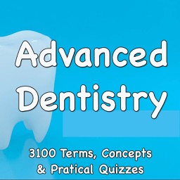 Advanced Dentistry: 3100 Flashcards