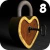 密室逃脱比赛系列8: 解锁100道神秘之门 - 史上最难的密室逃脱游戏