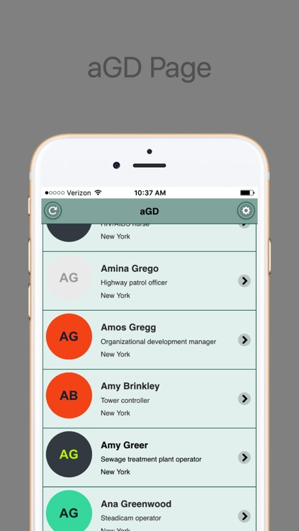 aGD Mobile