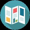 Brochure Templates for MS Word - CONTENT ARCADE DUBAI LTD FZE