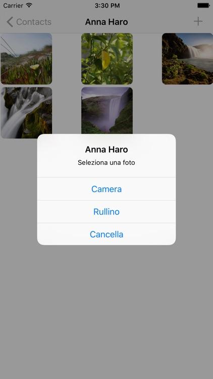 PhotoContacts screenshot-3