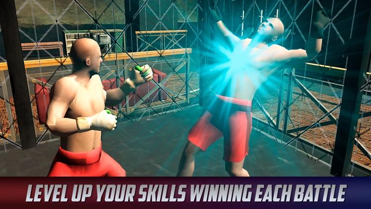 Thai Box Fighting Challenge 3D Full screenshot-3