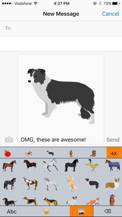 HorseMoji: Equestrian Emoji