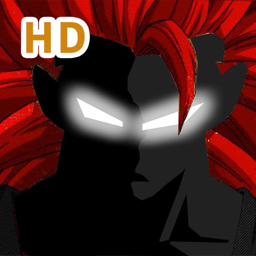 Dragon Ghost Saiyan Warrior iOS App