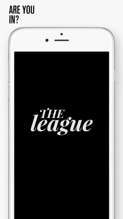 The League - Meet. Intelligently. app image