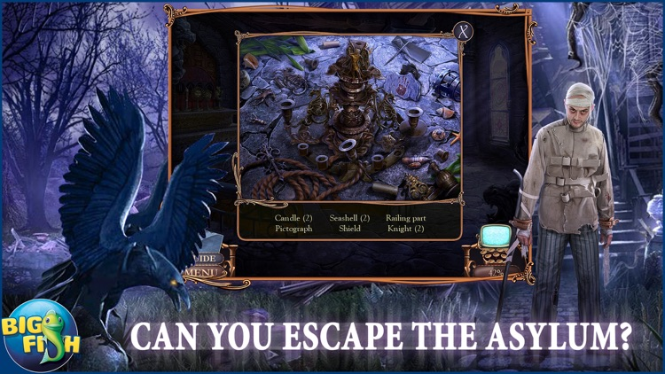 Mystery Case Files: Ravenhearst Unlocked - A Hidden Object Adventure (Full)