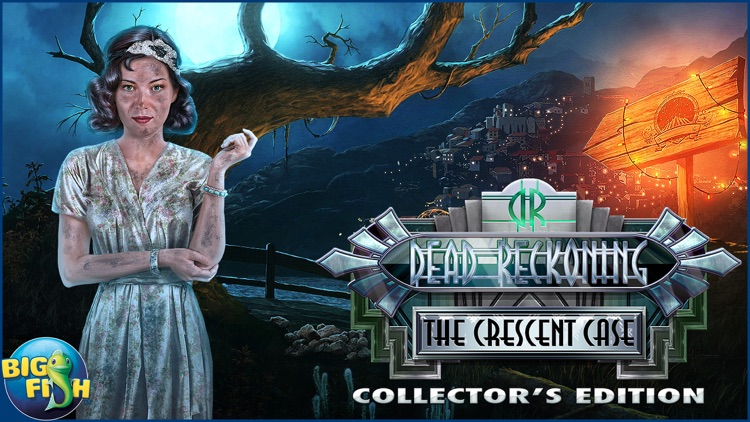 Dead Reckoning: The Crescent Case - A Mystery Hidden Object Game (Full) screenshot-4