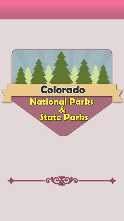 Colorado - State Parks & National Parks