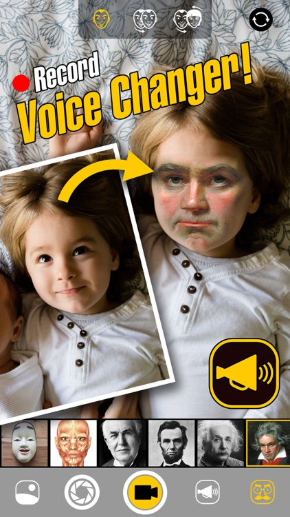 BeFace - Live Face Swap & Voice Change, Switch Faces