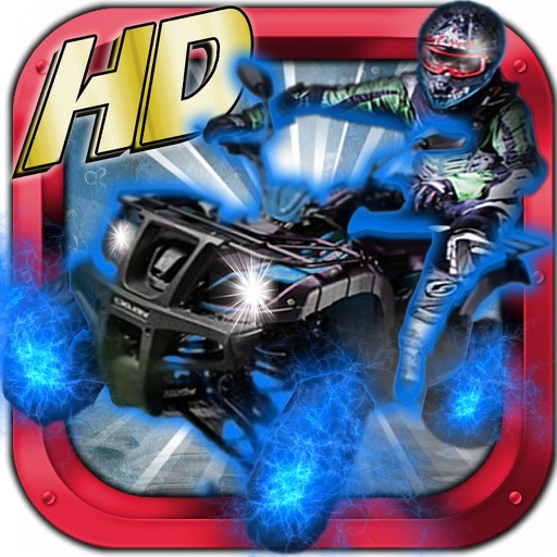 A Motorcycle ATVS Dark - Stock Motorcycle Race