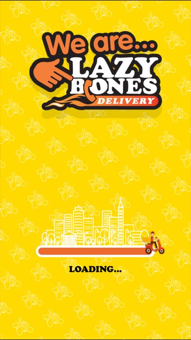 Lazy Bones Deliveries screenshot one