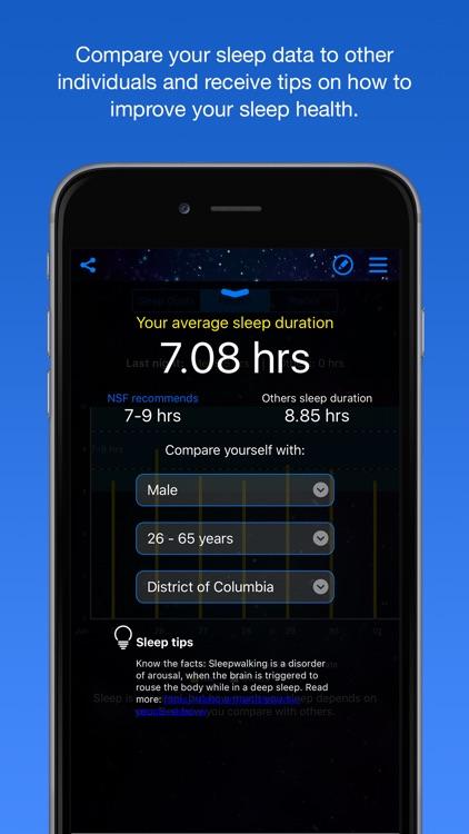sleeplife: Sleep Tracker by the NSF