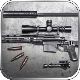 MSR Remington Sniper Rifle Simulator with Mini Shooting Game for Free Lord of War by ROFLPlay