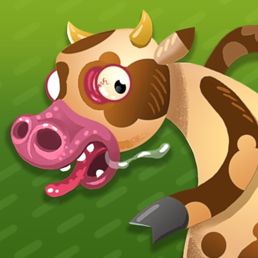 Hoof It! – Забавное стадо мчится со всех ног!