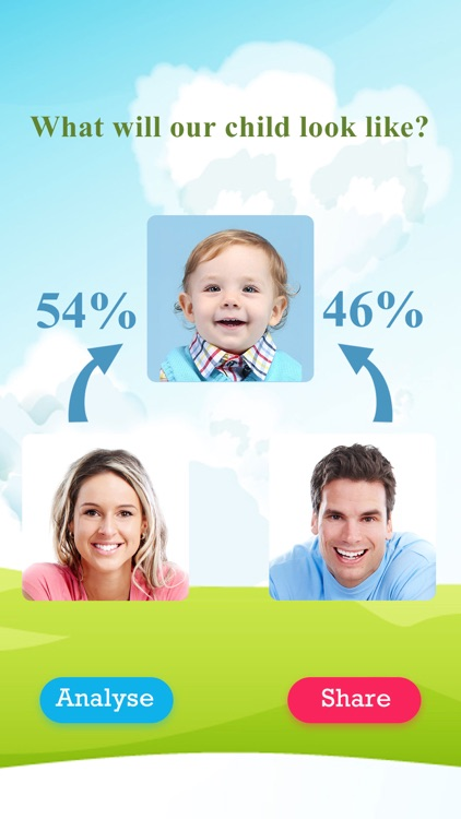 Guess Future Baby Face Pro by Compare Parents Photos
