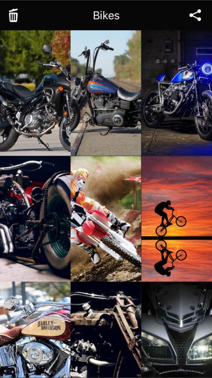 Bikes HD Wallpaper - Great Collection