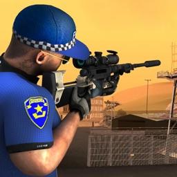 Criminal Escape:Police Shooter