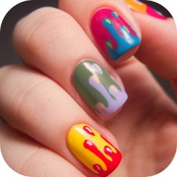 Nail arts Design For Girls