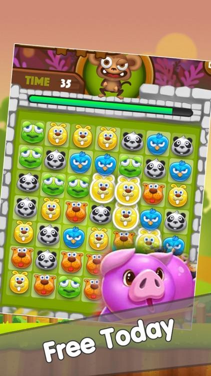 Pet Farm Match 3