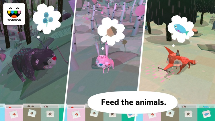 Toca Nature screenshot-2