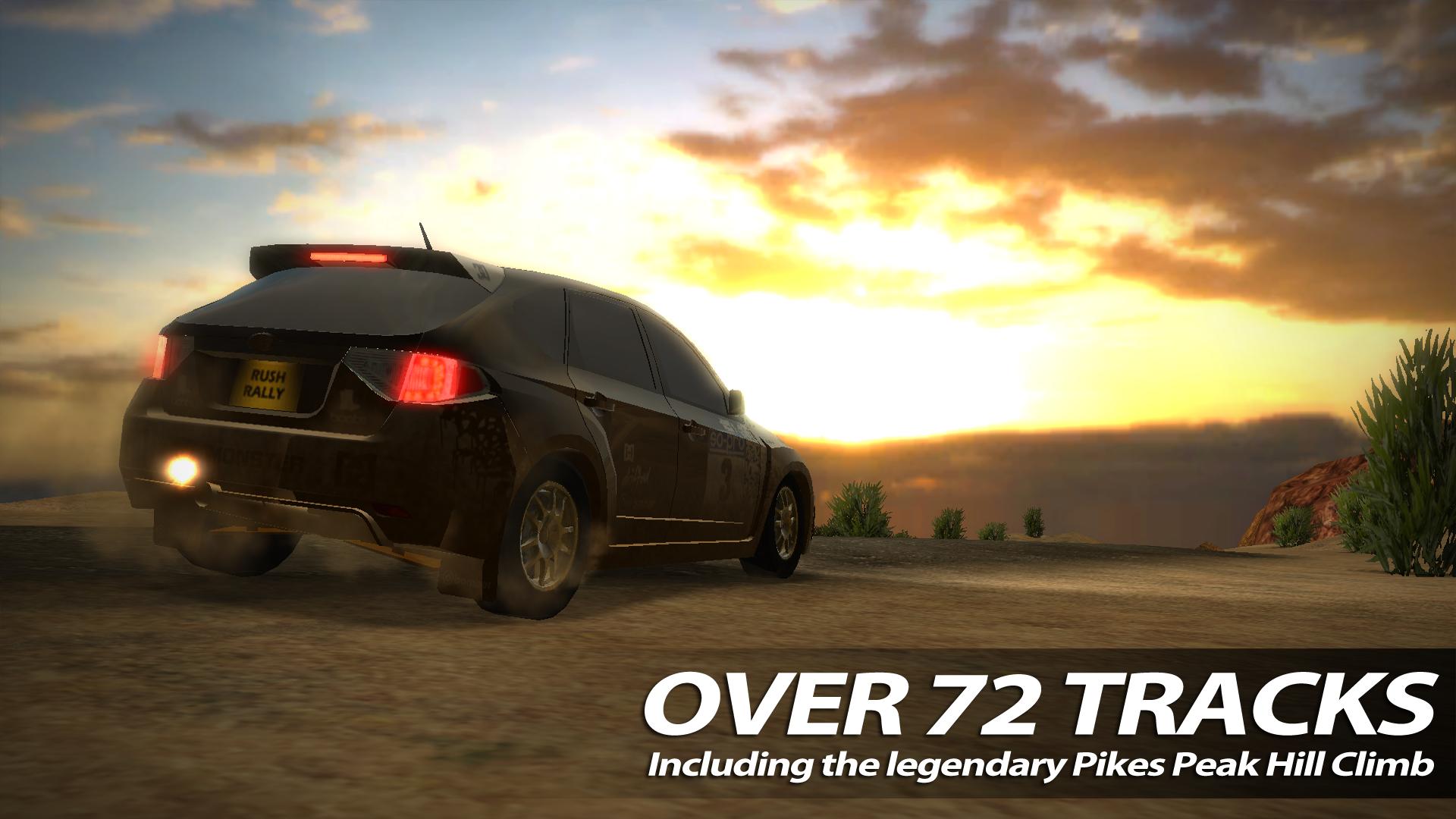 Rush Rally 2 screenshot 11