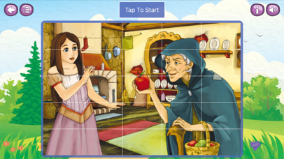 Princesses & Girls Jigsaw Puzzle screenshot three