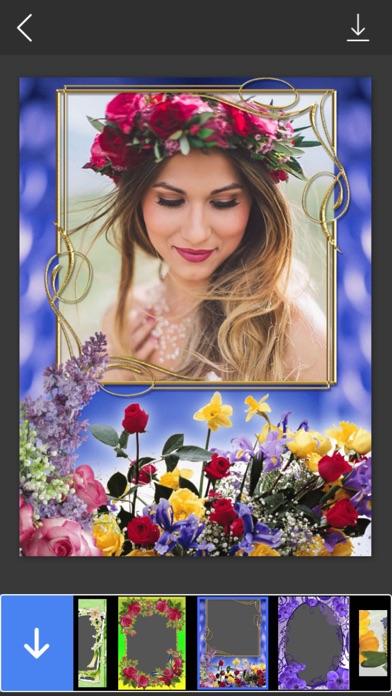 Love Flower Photo Frame Photo Frame Editor For Iphone Free Download Love Flower Photo Frame Photo Frame Editor For Ios Apktume Com