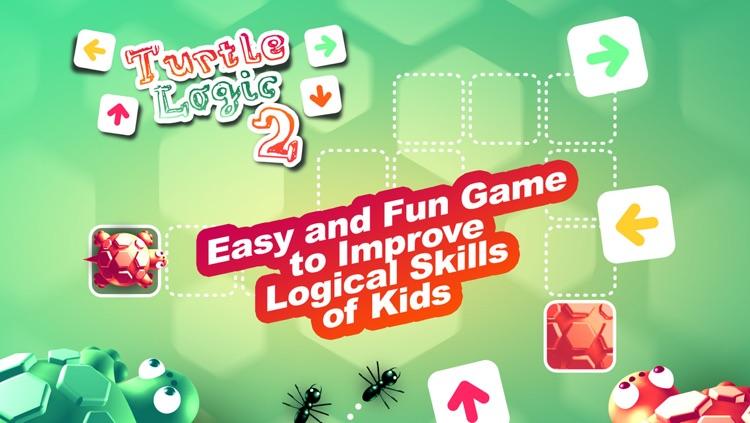 Free Logical Game for Kids: Turtle Logic 2