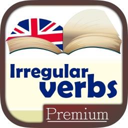 Irregular Verbs in English - Premium