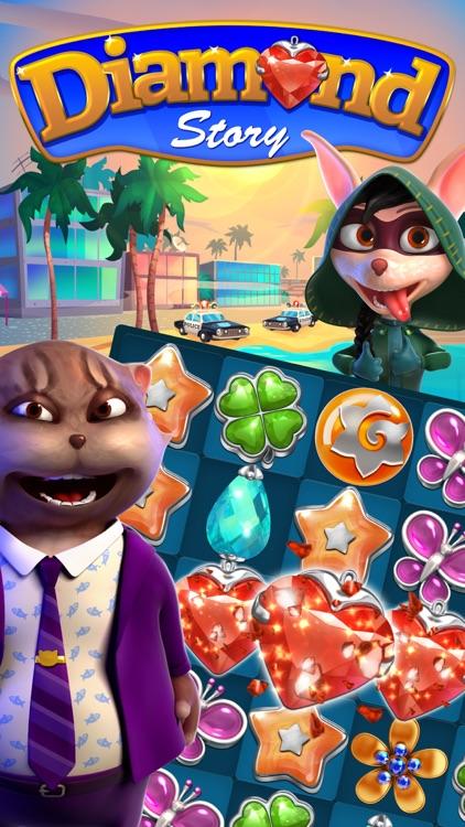 Diamond Story: Jewelry Quest screenshot-4