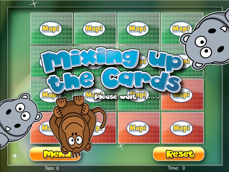 Card Match For Kids HD