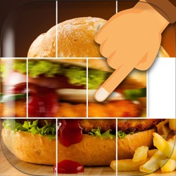 Food Slide Puzzle Blocks – Start Sliding & Swiping Tiles To Complete Jigsaw Pictures