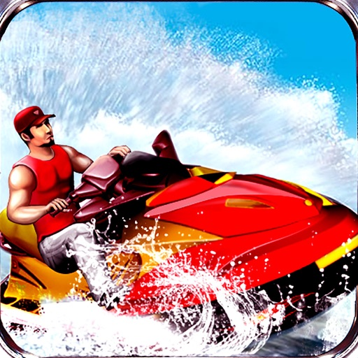 Jetski Wave Surfer Extreme Hydro Racing Championship Unlimited