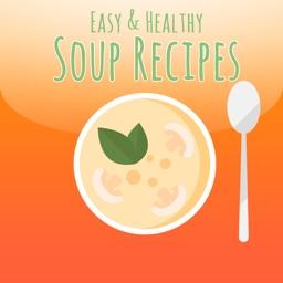 Soup Recipes - Easy & Healthy