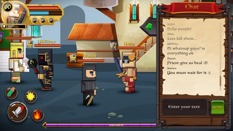 Arena Of Justice screenshot-3