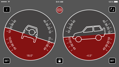 LandMeter screenshot two