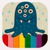 Little Xylo - Cutie Monsters Xylophone Fun - iPhoneアプリ
