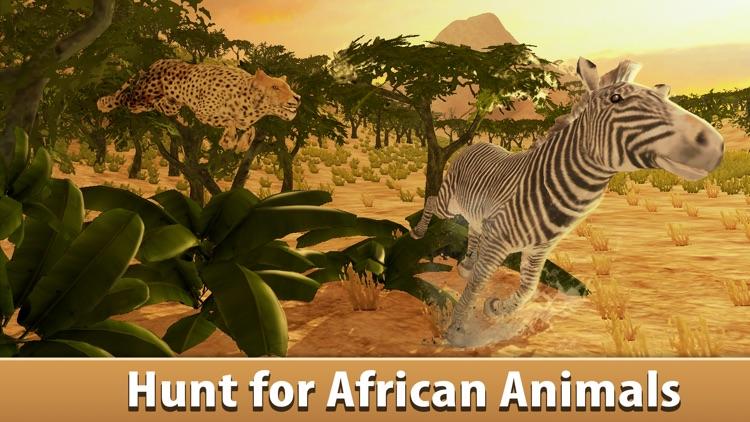 African Cheetah: Wild Animal Simulator 3D