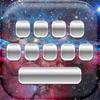 太空键盘免费 – 自定银河星星主题为iPhone美丽字体
