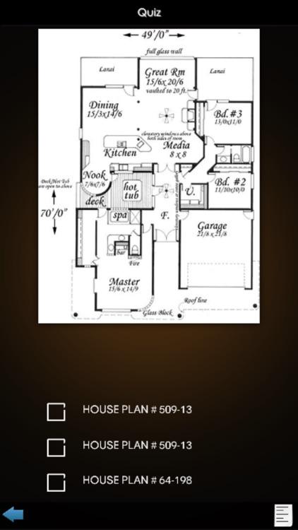 Modern House Plans Info screenshot-3