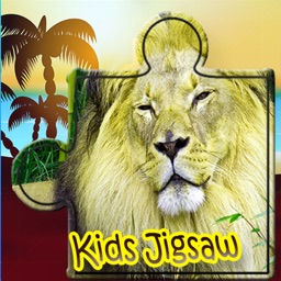 jigsaw puzzle kids what is an animal