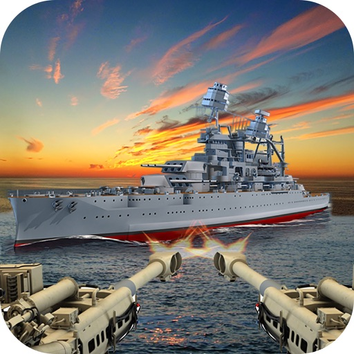 Modern World Warship Combat 3D icon