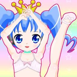 バレエの姫さま